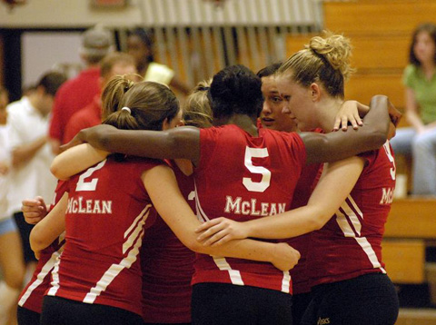 McLean Volleyball