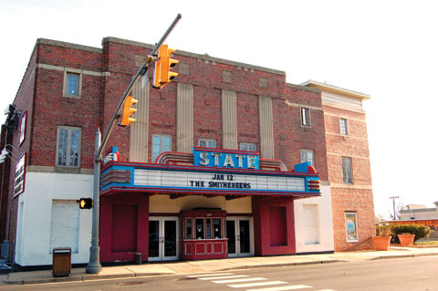 The State Theatre in Falls Church has increased the number of Latin bands on its schedule after several successful shows.