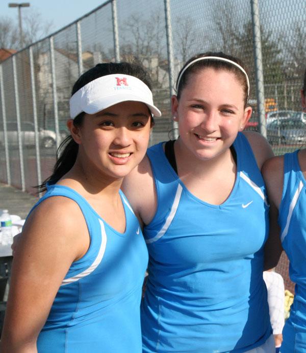 Marshall-Tennis